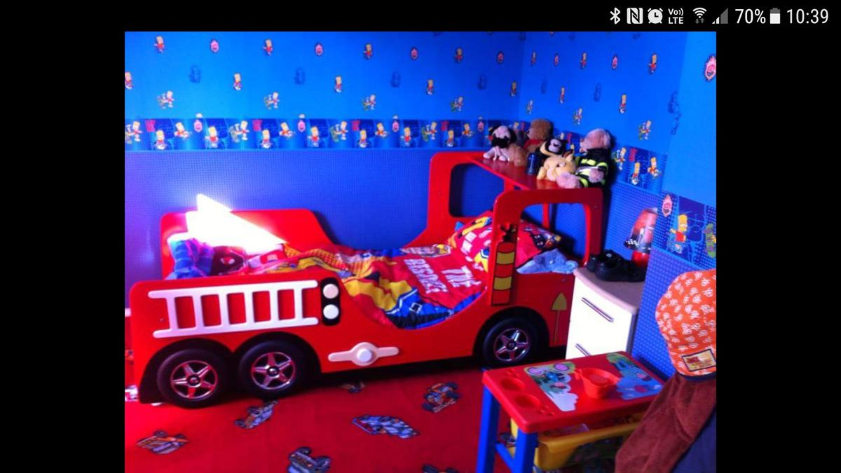 Fire Engine Bed In Bolton For 50 00 For Sale Shpock
