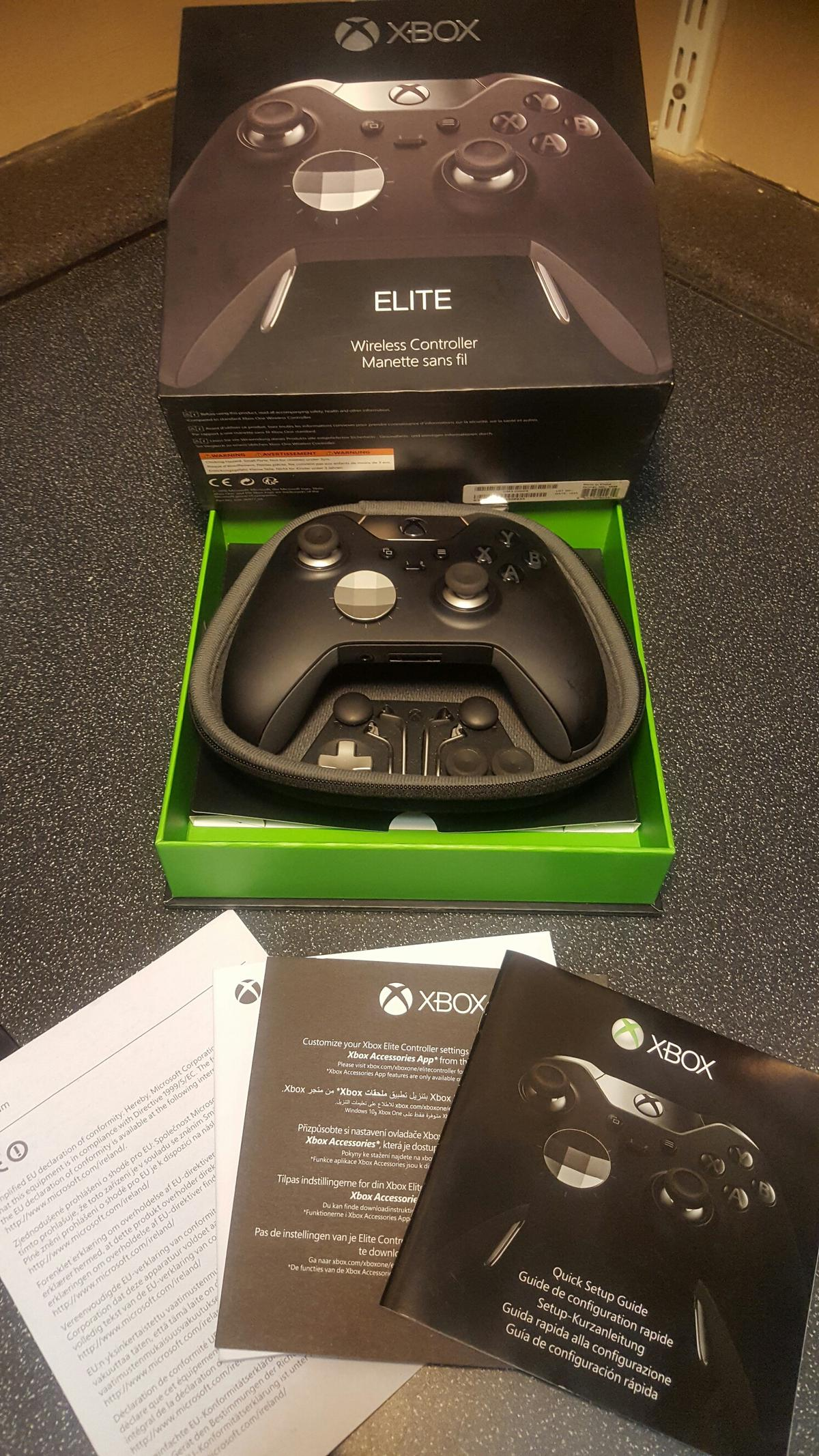 CHEAPEST XBOX ONE ELITE CONTROLLER in B21 Birmingham for £45 00 for
