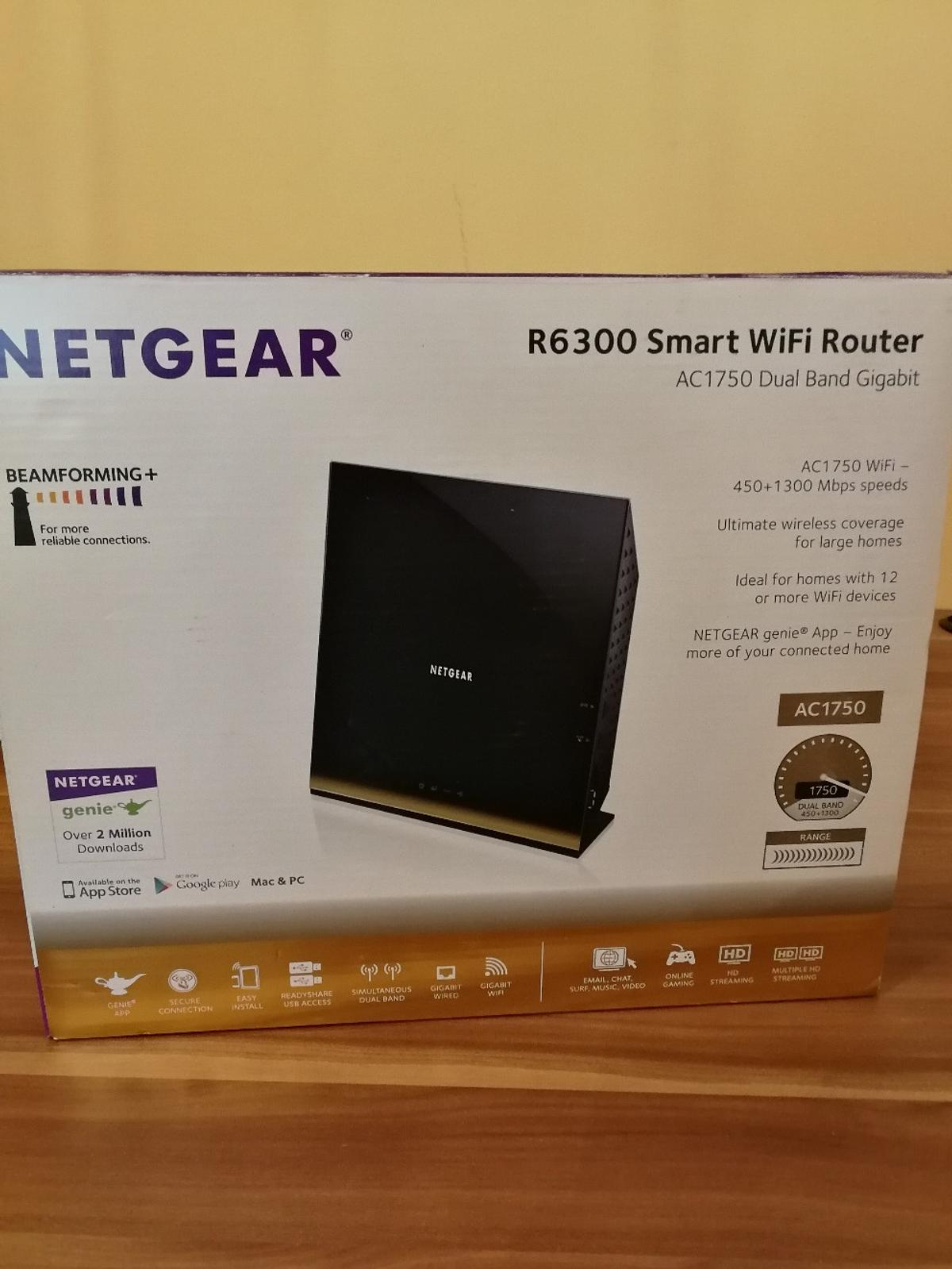 Netgear R6300 Smart Wifi Router in 1210 Wien for €30 00 for