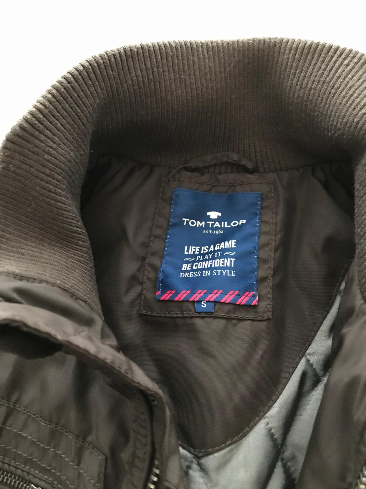 tom tailor jacke life's a game