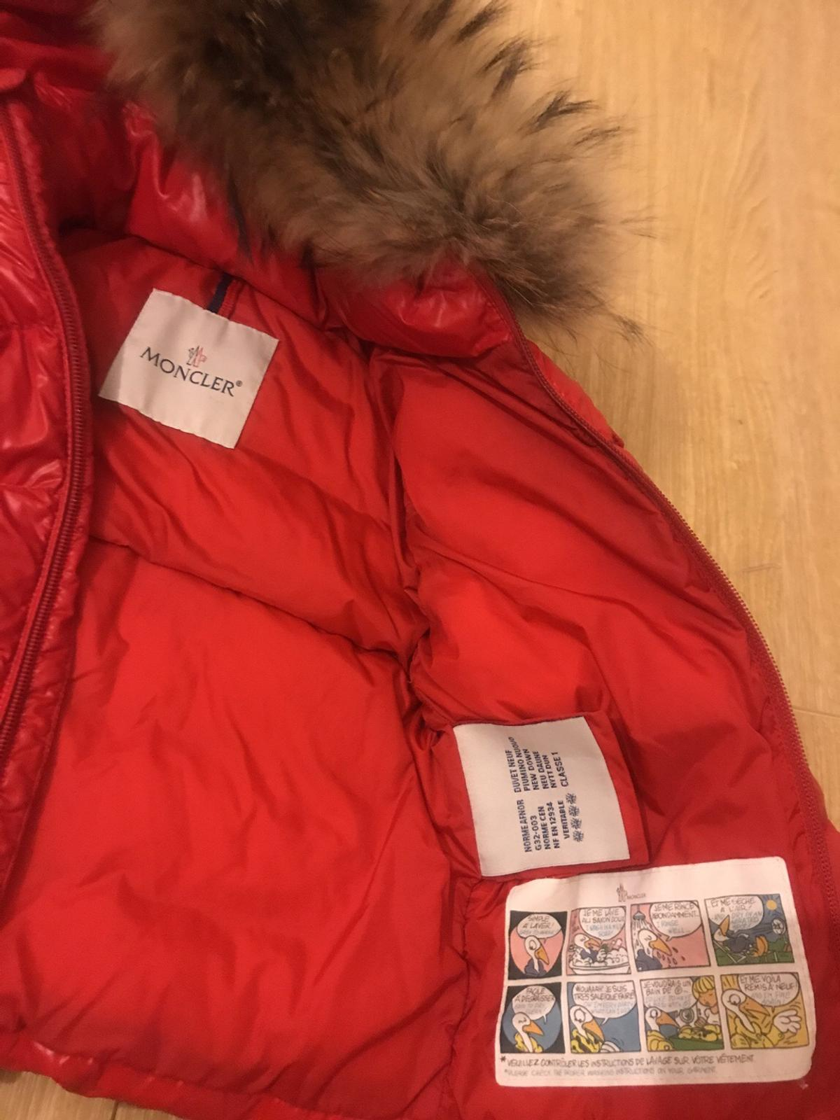 1b1e61314 Moncler coat kids in L13 Liverpool for £120.00 for sale - Shpock