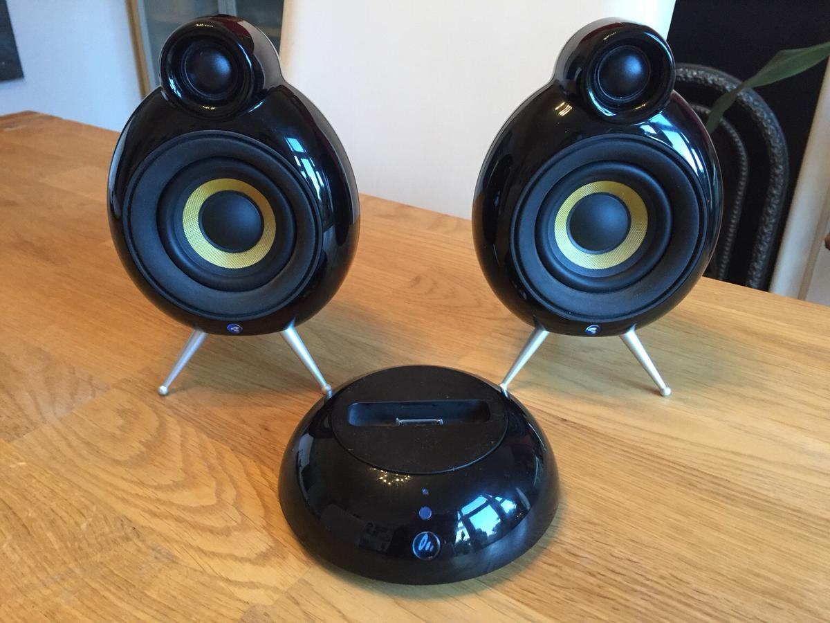 Scandyna Micropod Bluetooth Speaker Dock in Leicester for
