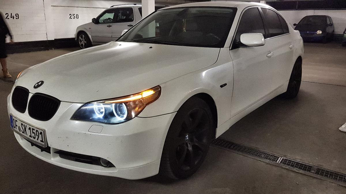 Bmw 530i E60 Lpg In 60385 Frankfurt Am Main For 6 500 00 For Sale Shpock