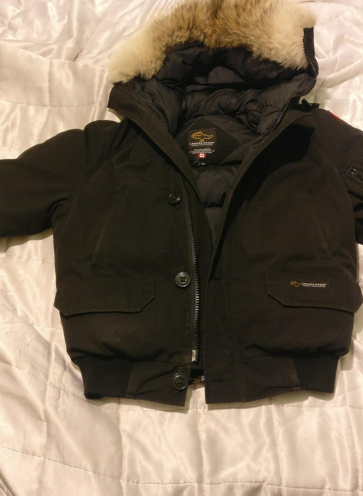 buy popular 1a51c 918f8 Canada Goose Cilliwack bomber Uomo in 00165 Roma for €230.00 ...