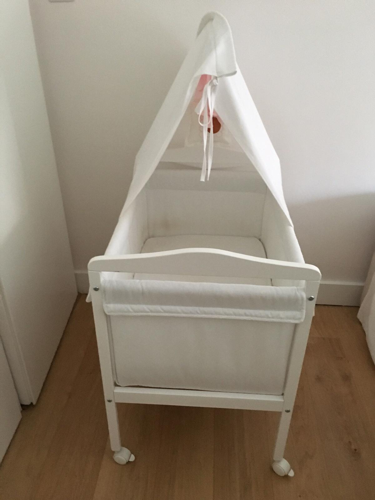 94a7823719 White mini cot canopy from Zara home in SW10 Chelsea for £30.00 for ...
