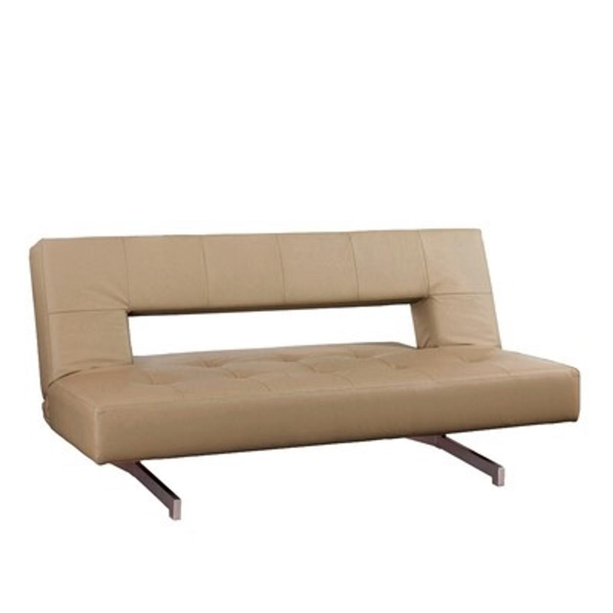W10 Chelsea Leather Sofa Bed 00 From £150 Faux For DwellIn 5jc4ALq3R
