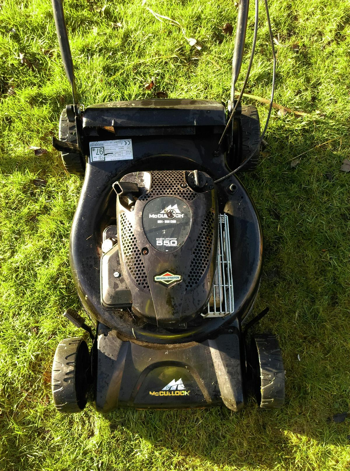 McCulloch M51-550CMD Briggs & Stratton 550 in DY1 Dudley for