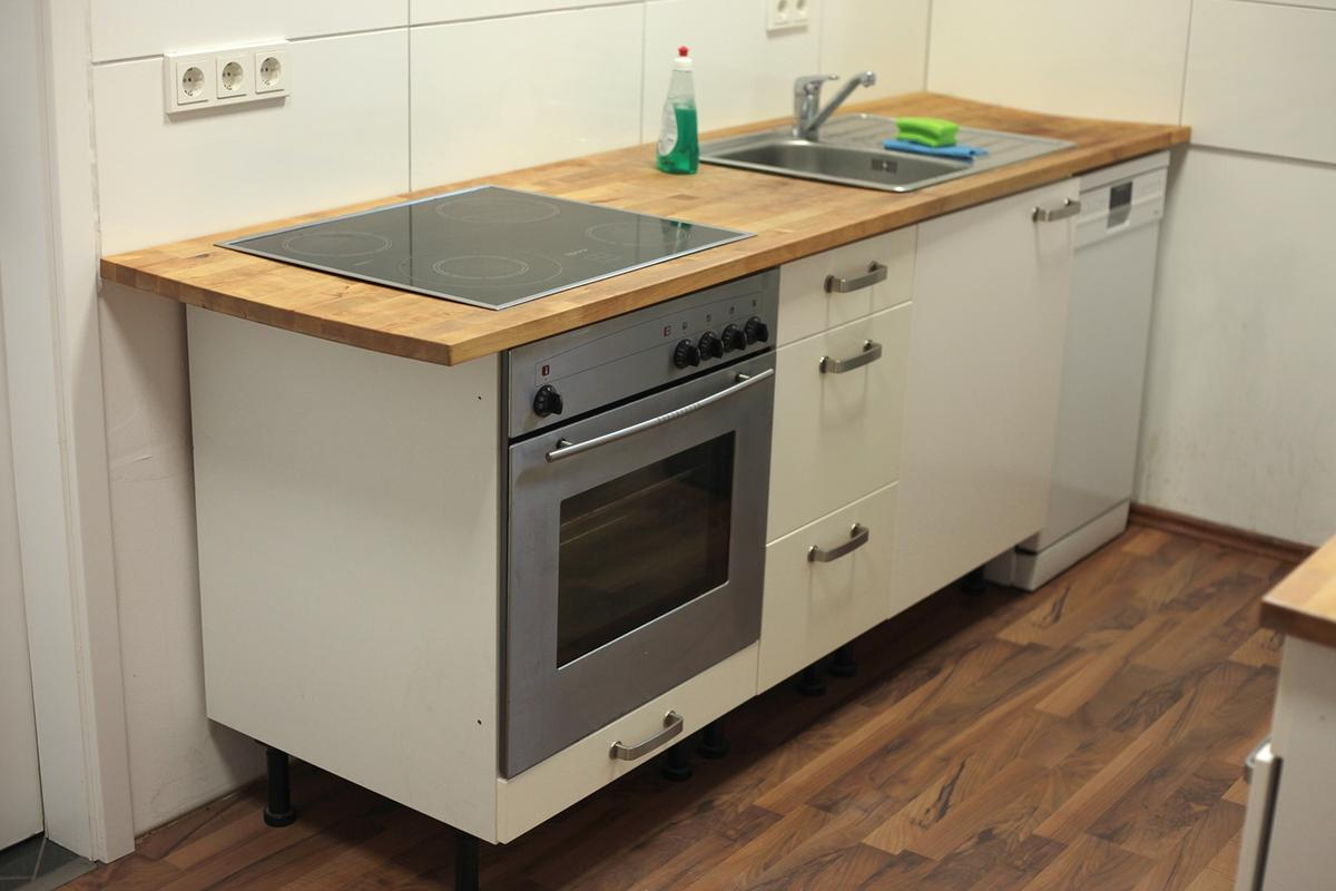 Ikea Faktum Kuche Mit Herd Spule In 68169 Mannheim For 500 00 For Sale Shpock