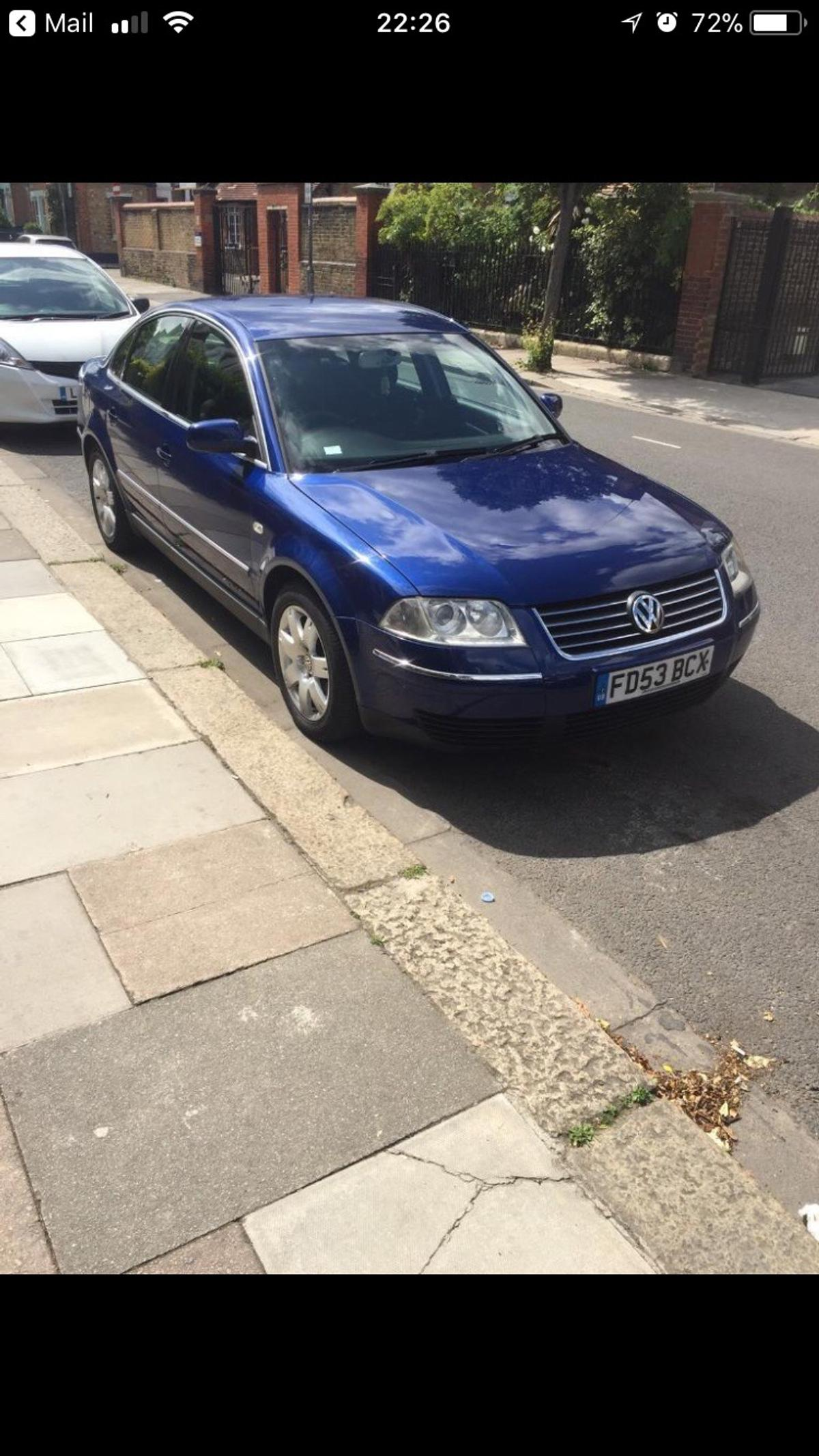 VW PASSAT 1 9TDI SPORT PD130 in W6 Fulham for £750 00 for