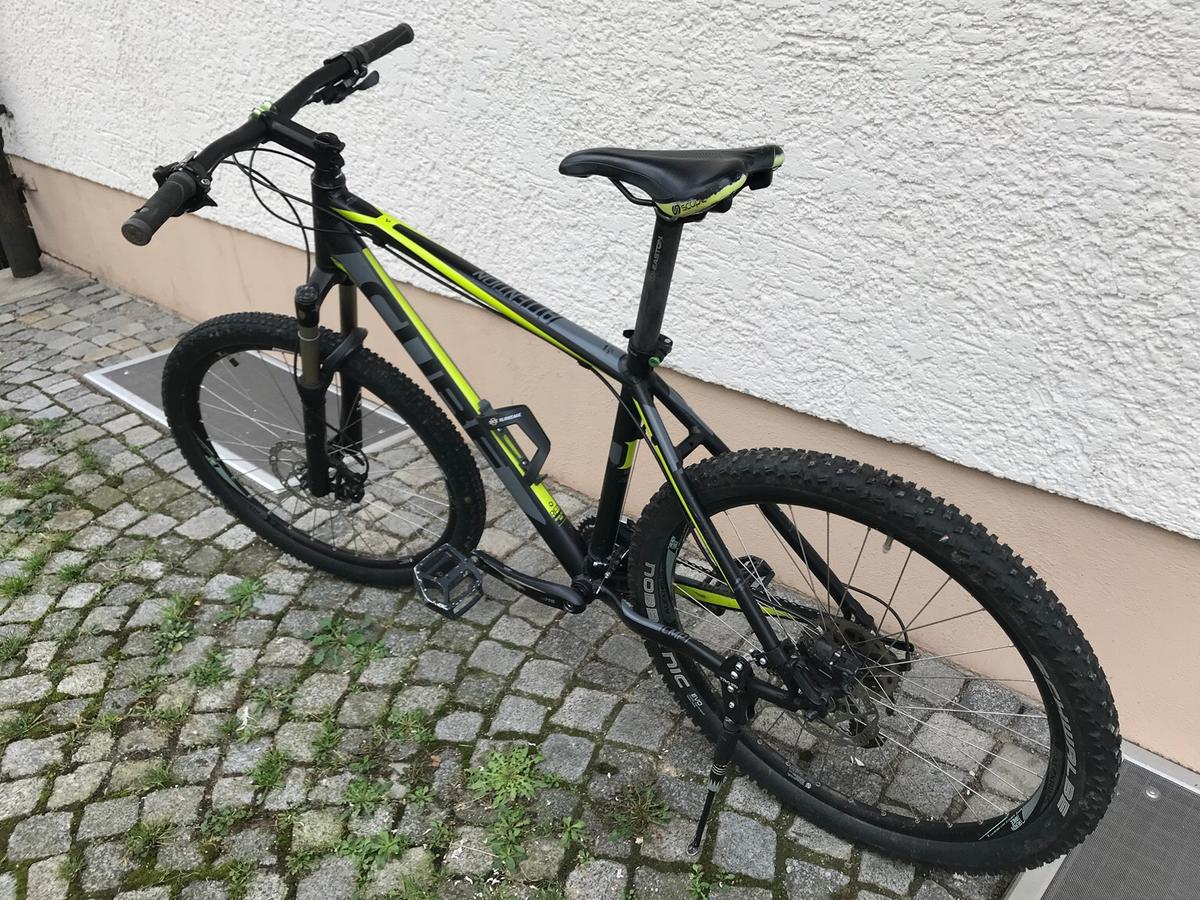 Cube Attention 26 Zoll Mountainbike Fahrrad In 89356 Haldenwang For
