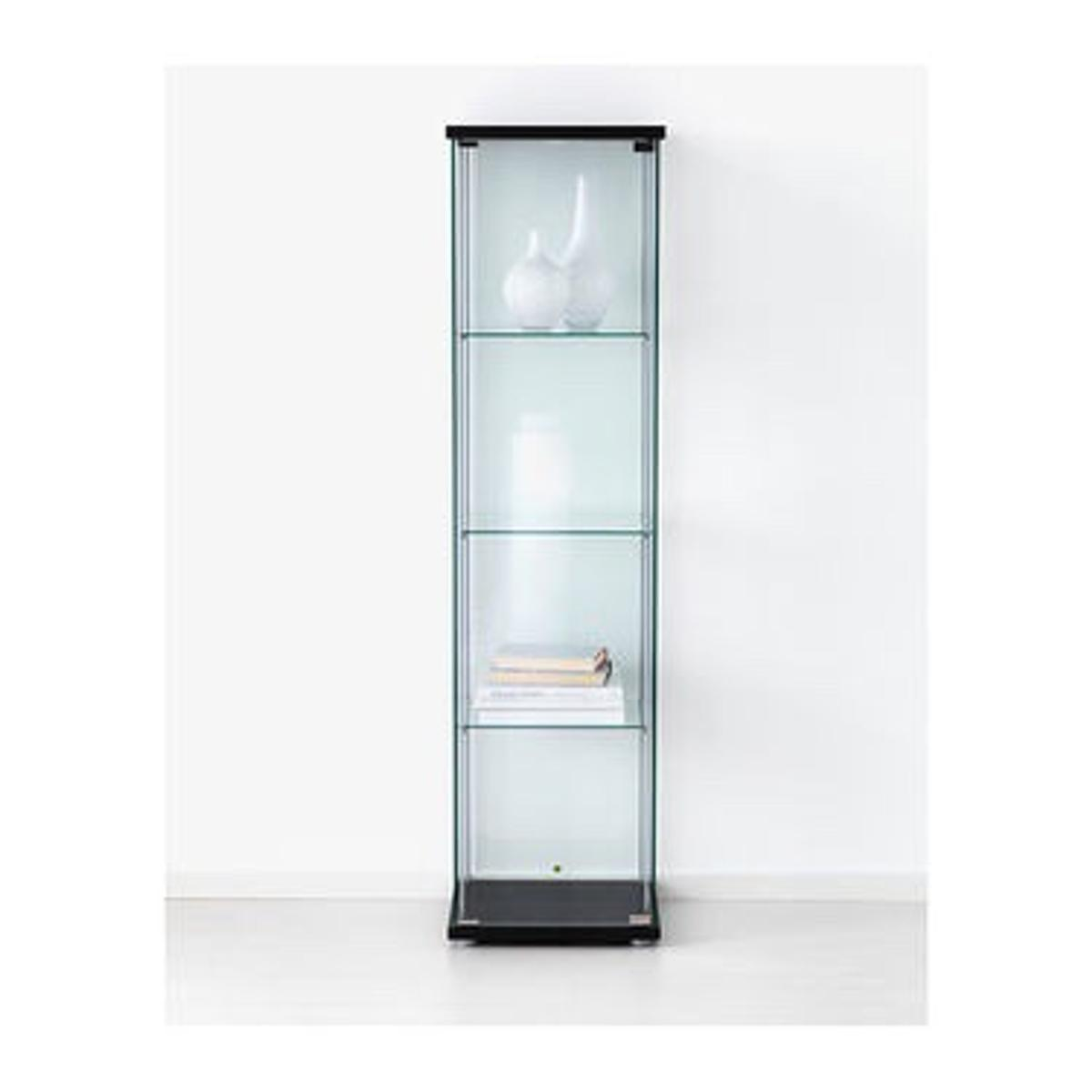 DETOLF   IKEA Glass Door Cabinet In L9 Liverpool For £25.00 For Sale    Shpock