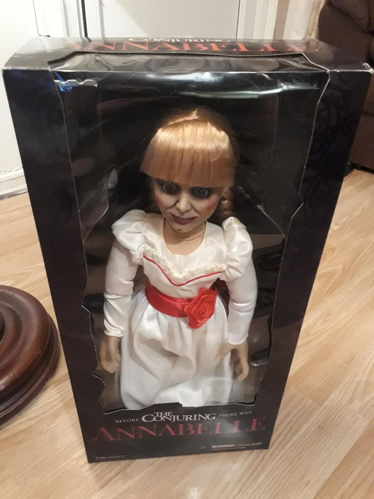 ANNABELLE DOLL HORROR FIGURE in SS17 Bonners for £65 00 for