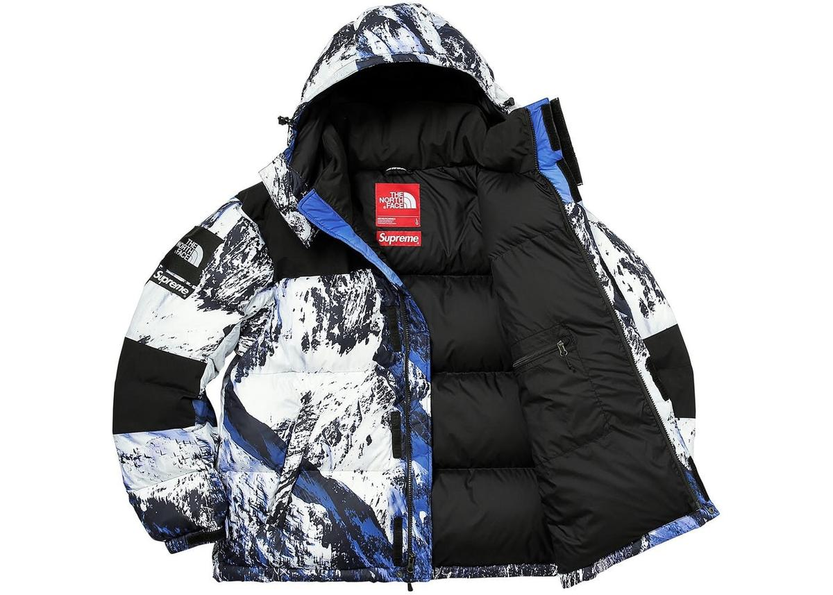 Supreme the north face mountain baltoro jacke