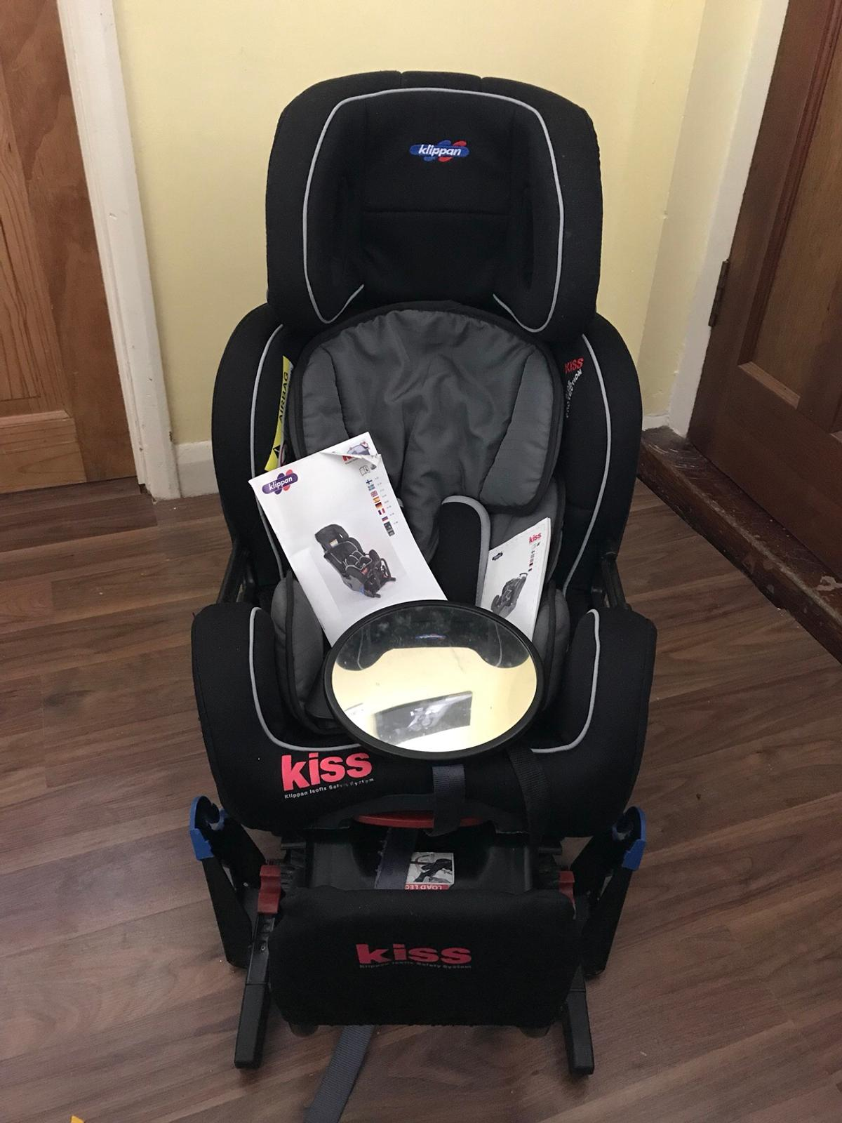 Klippan Kiss 2 Extended Rear Face Car Seat In Nn14 Kettering For