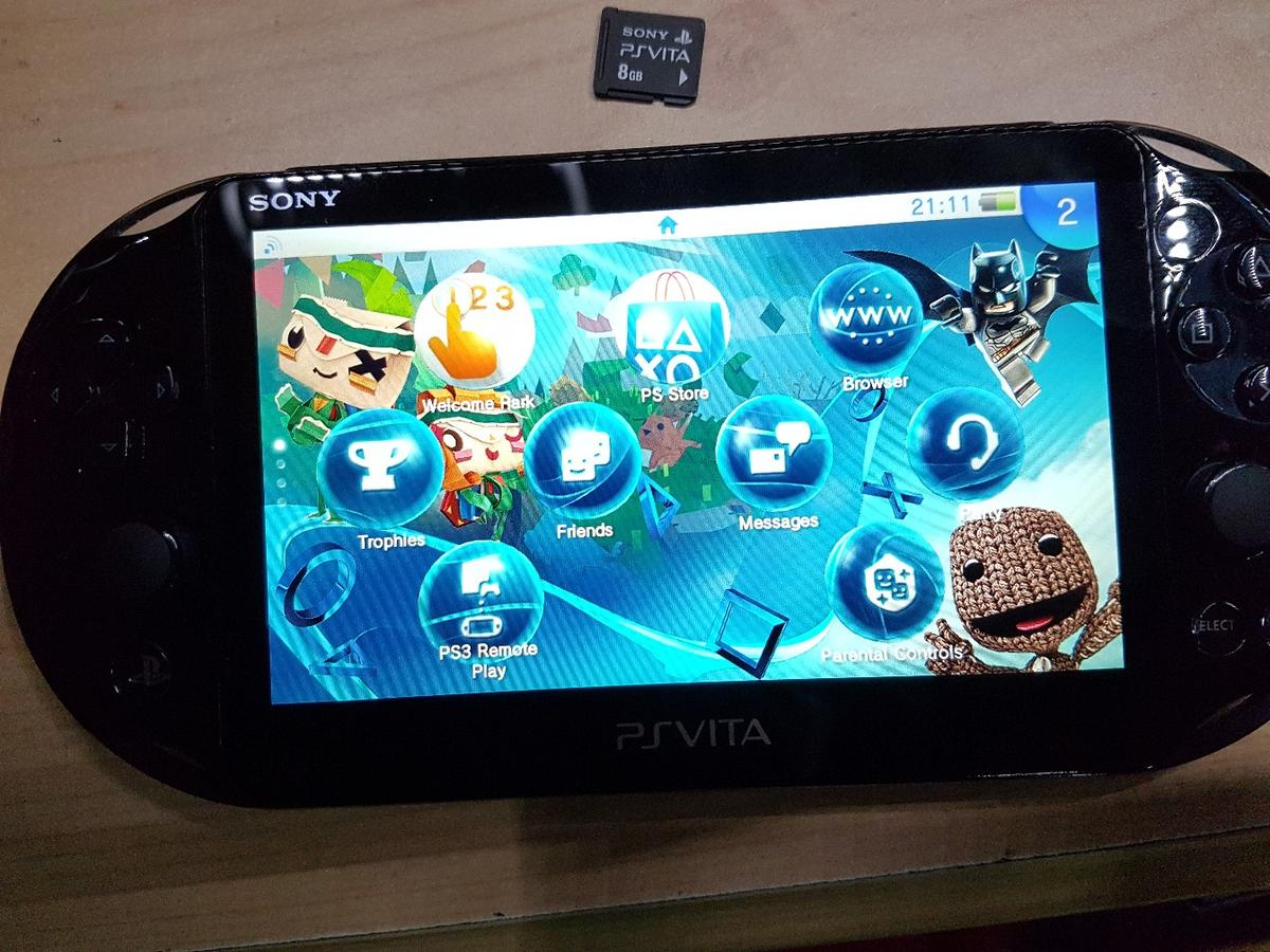 Ps vita slim in Crewe for £99 00 for sale - Shpock