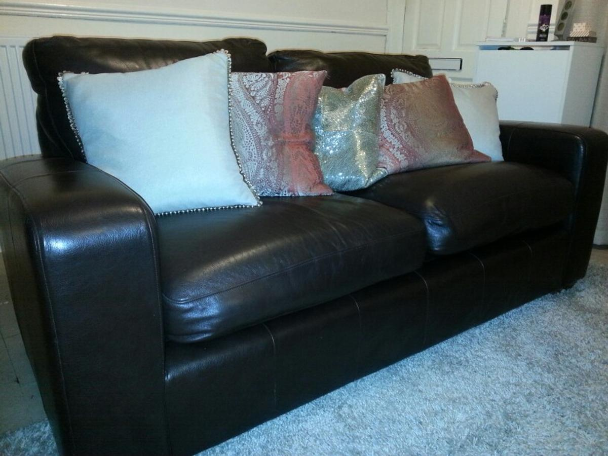 Awesome Leather Sofa From Next Pdpeps Interior Chair Design Pdpepsorg