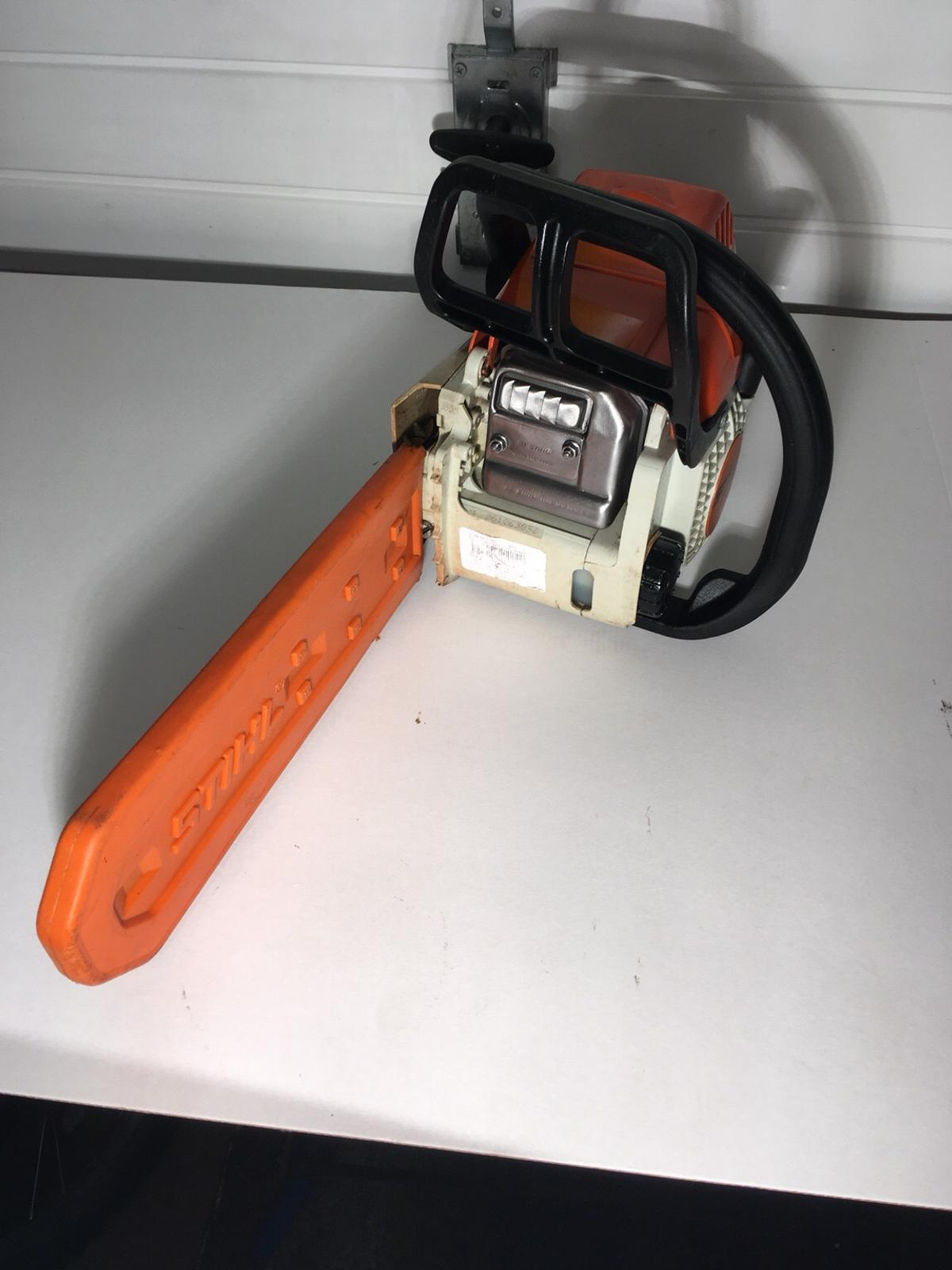 Stihl MS 017 Petrol Chainsaw in Wolverhampton for £115 00