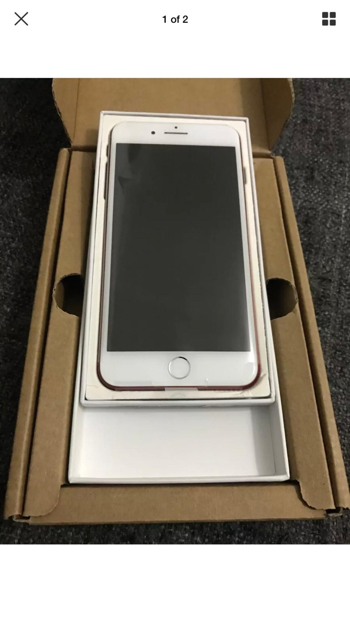 8dc8be8eb5e Brand New Apple IPhone 7 Plus Red 128GB in SE7 Greenwich for £609.00 ...
