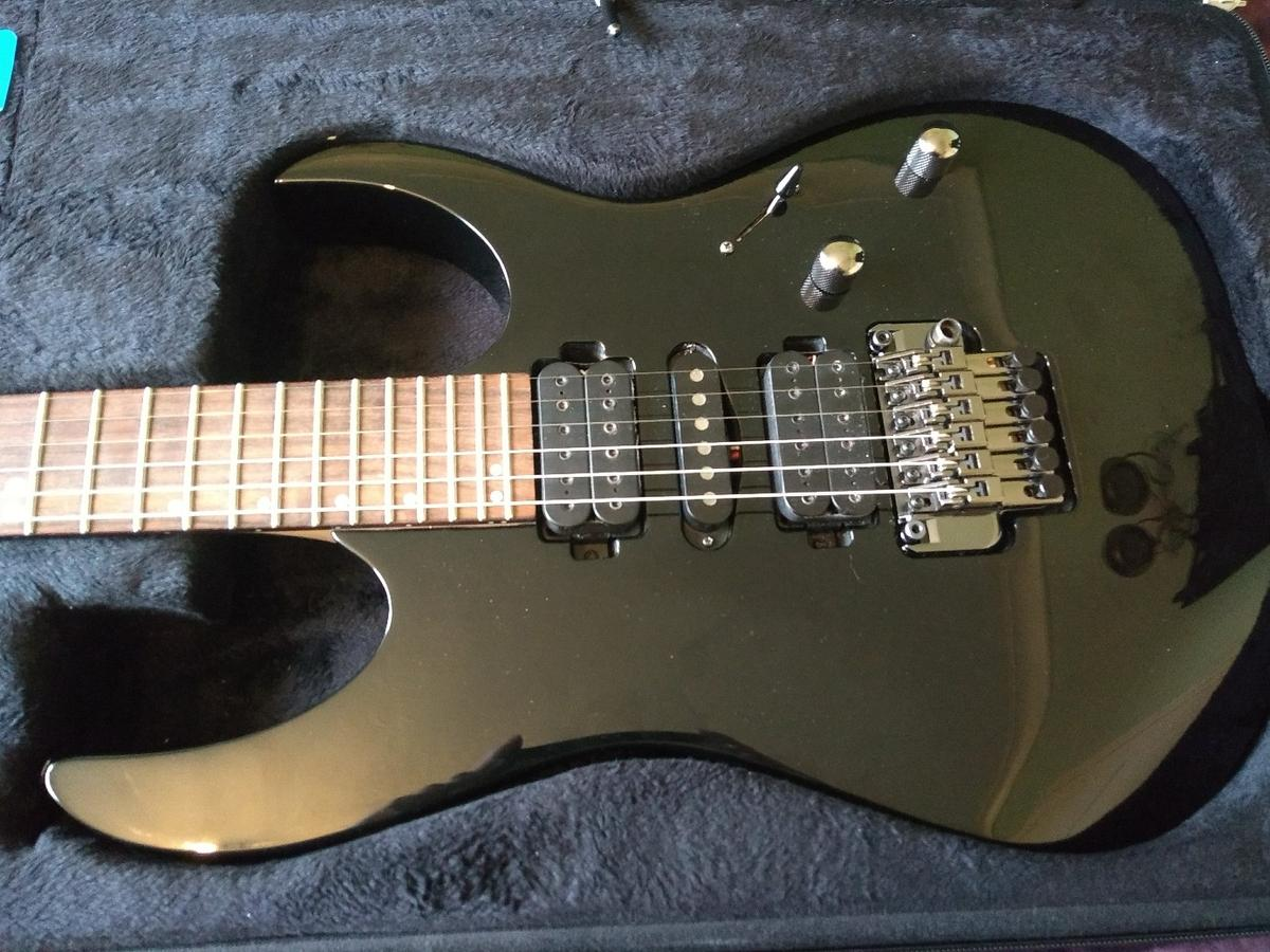 Ibanez RG870Z-BK guitar with Ibanez in NN17 Corby for £380 00 for