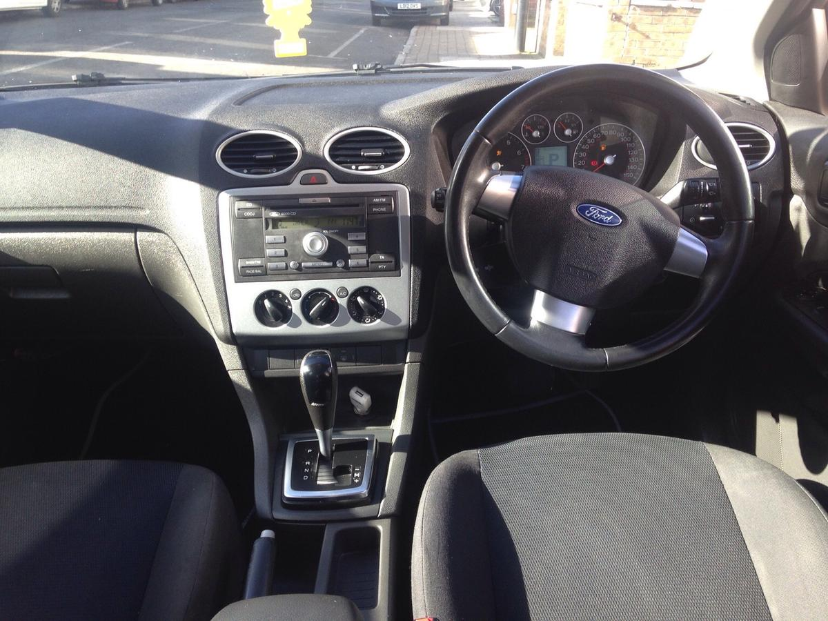 Ford Focus Zetec 1 6 Auto In En3 Enfield For 875 00 For Sale