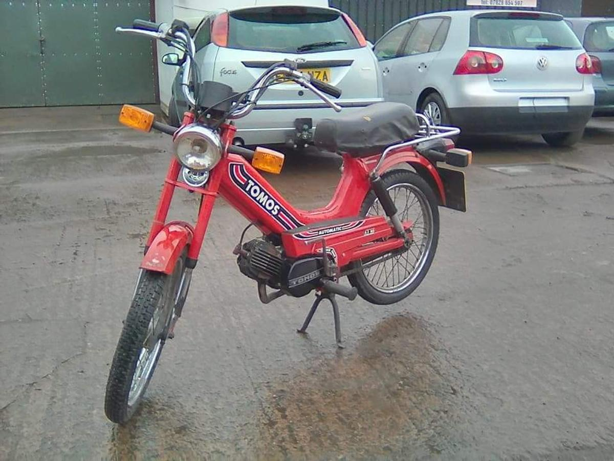 TOMOS MOPED in WR5 Worcester for £550 00 for sale - Shpock