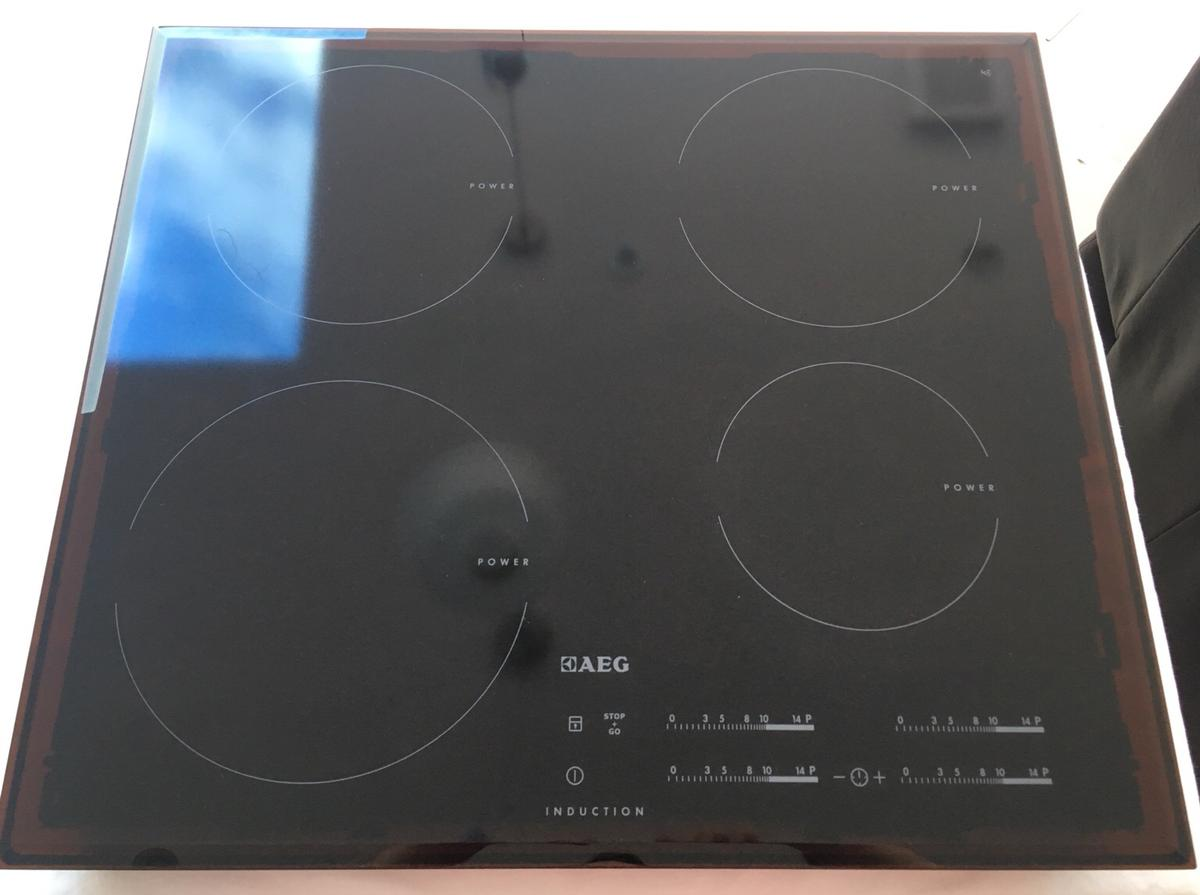 Aeg Induction Hob In London Borough Of Bexley For  U00a3100 00