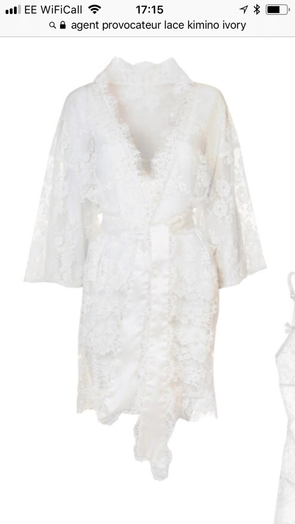 where can i buy cheap sale biggest discount Agent provocateur Lace Kimono BNWT in CH45 Wirral for ...