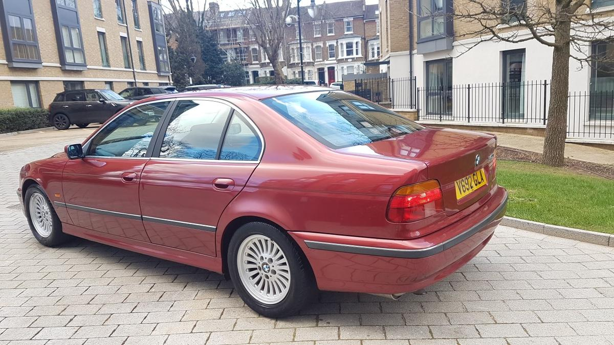 BMW 5 SERIES E39 540i SE AUTOMATIC in N4 Islington for