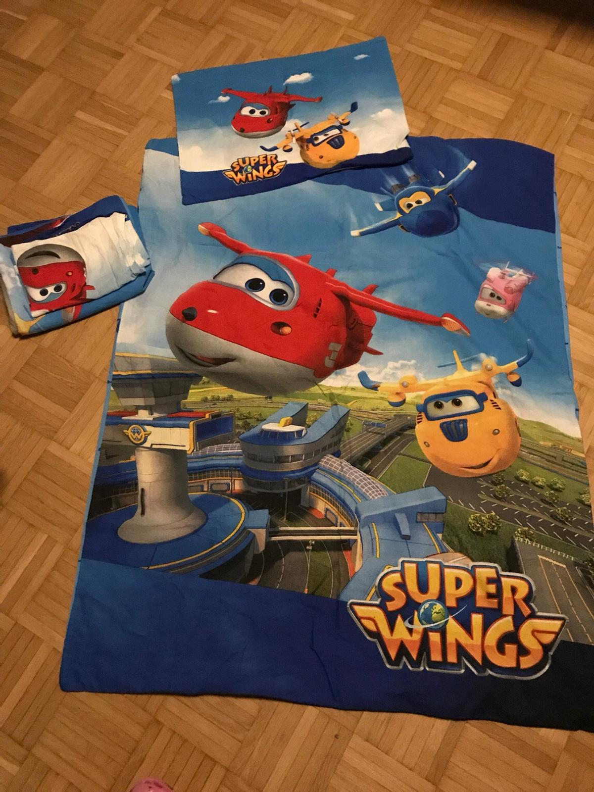 Bettwäsche Super Wings 100x135cm 40x60cm In 4020 Linz For 1000 For