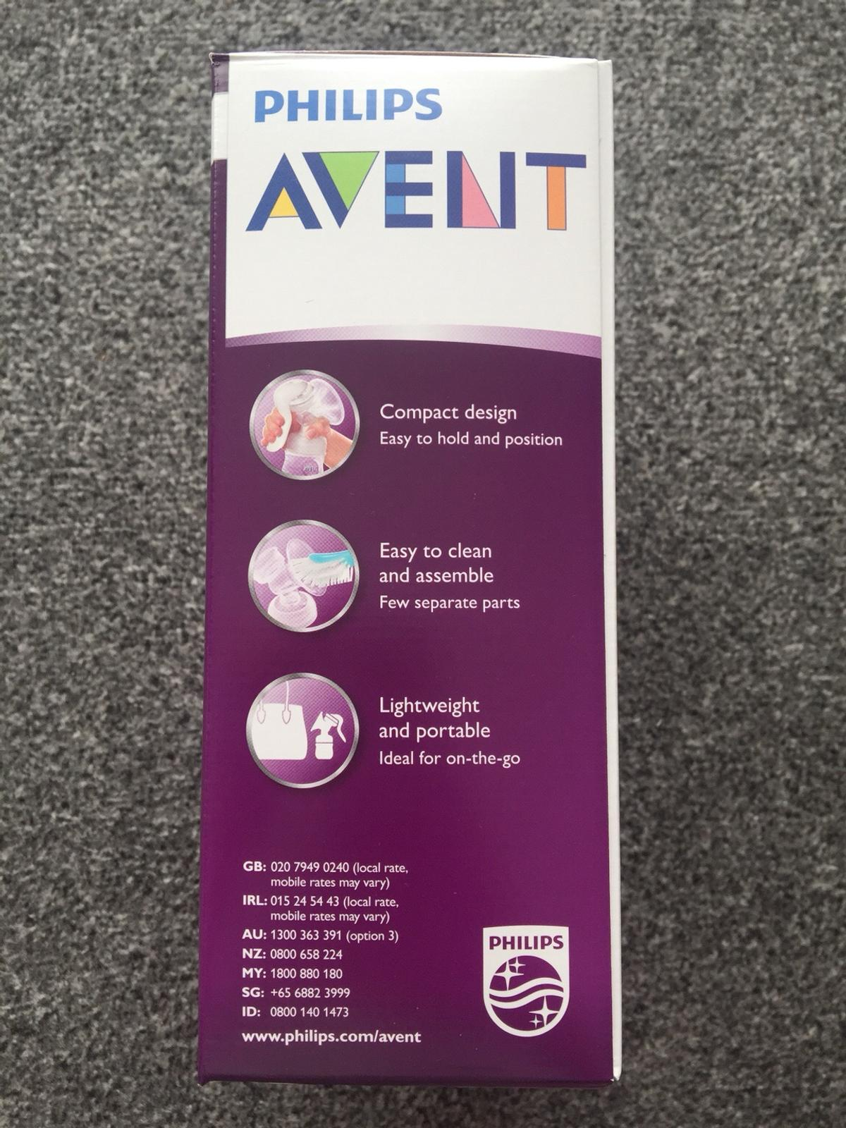 Philips Avent Natural Breast Pump In B60 Bromsgrove For 5 00 For