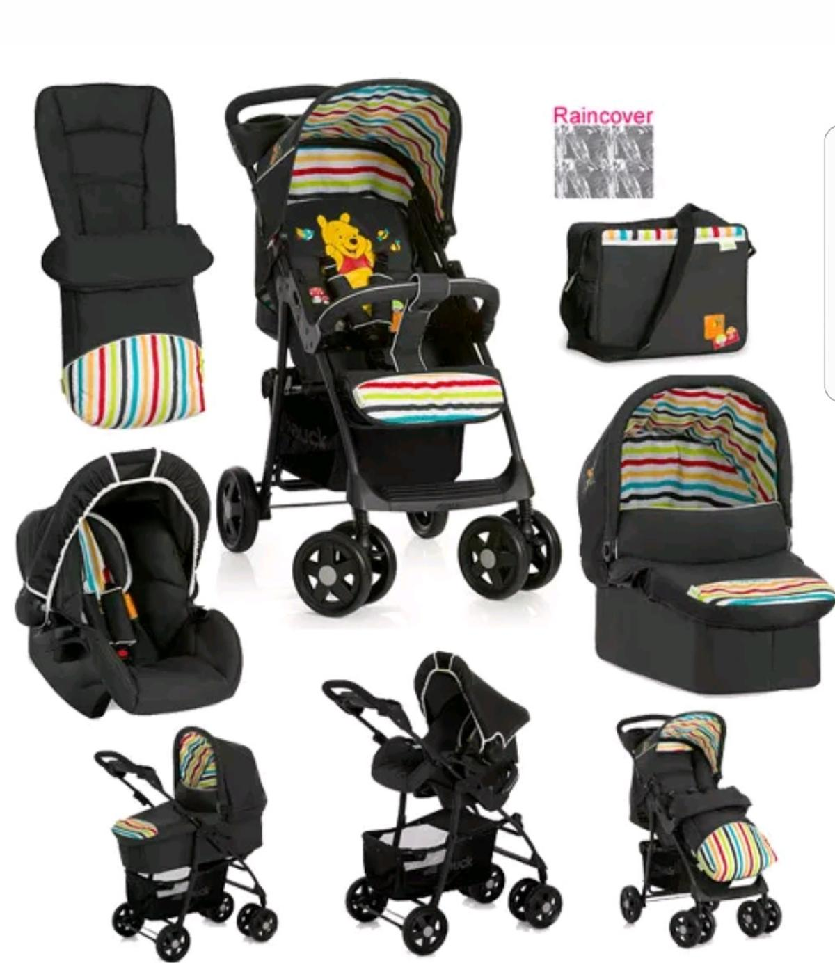 Winnie The Pooh Travel System Hauck In St3 Meir For 50 00 For Sale Shpock