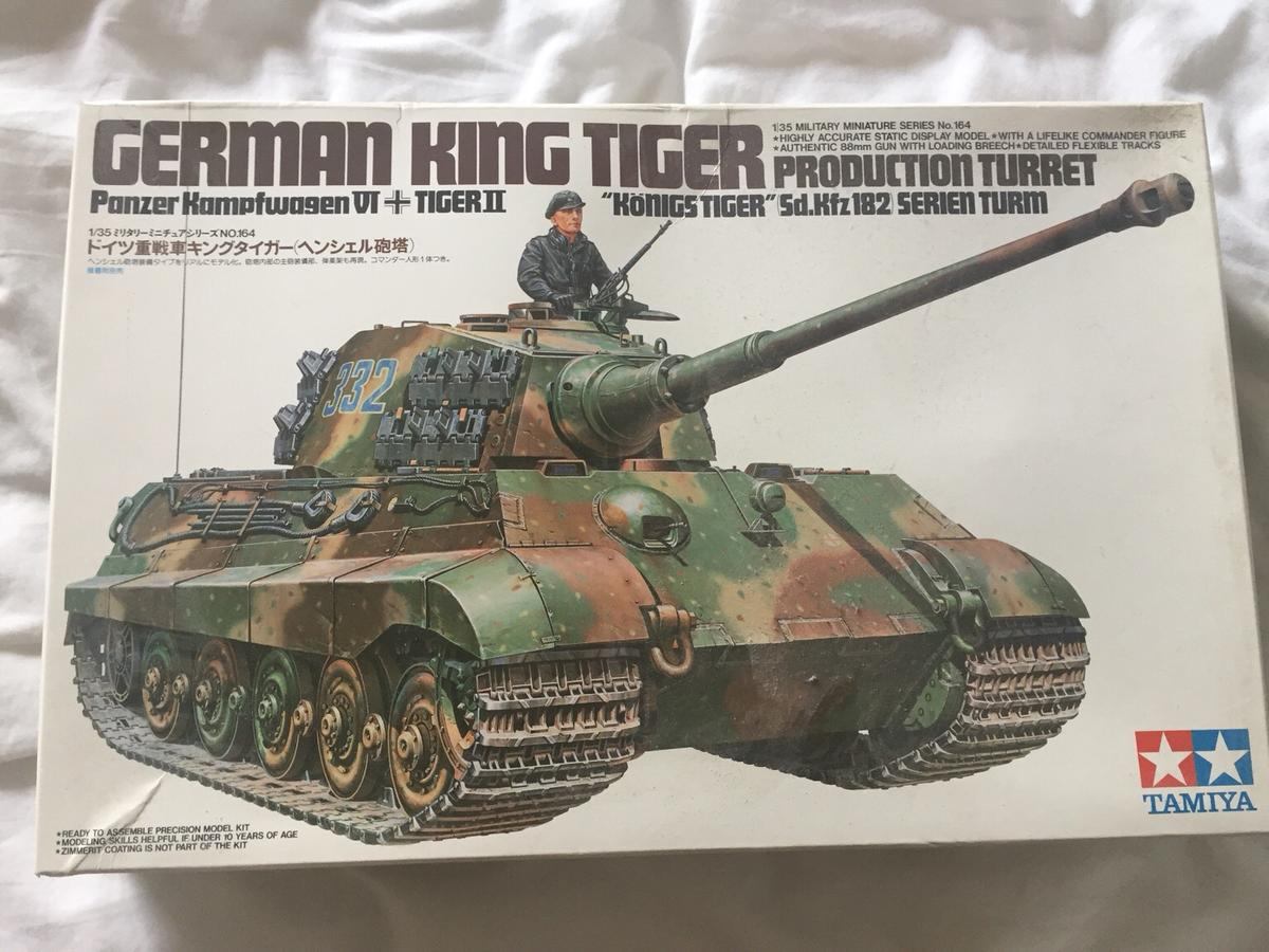 Tamiya 1:35 Military Model Kits in L24 Liverpool for £40 00