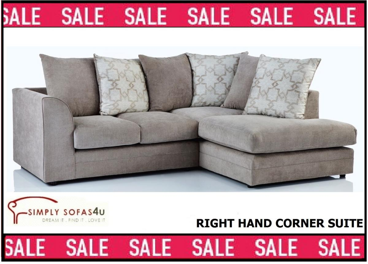 GRACELAND CHICAGO CORNER SOFA NOW ONLY £395 in DY2 ...