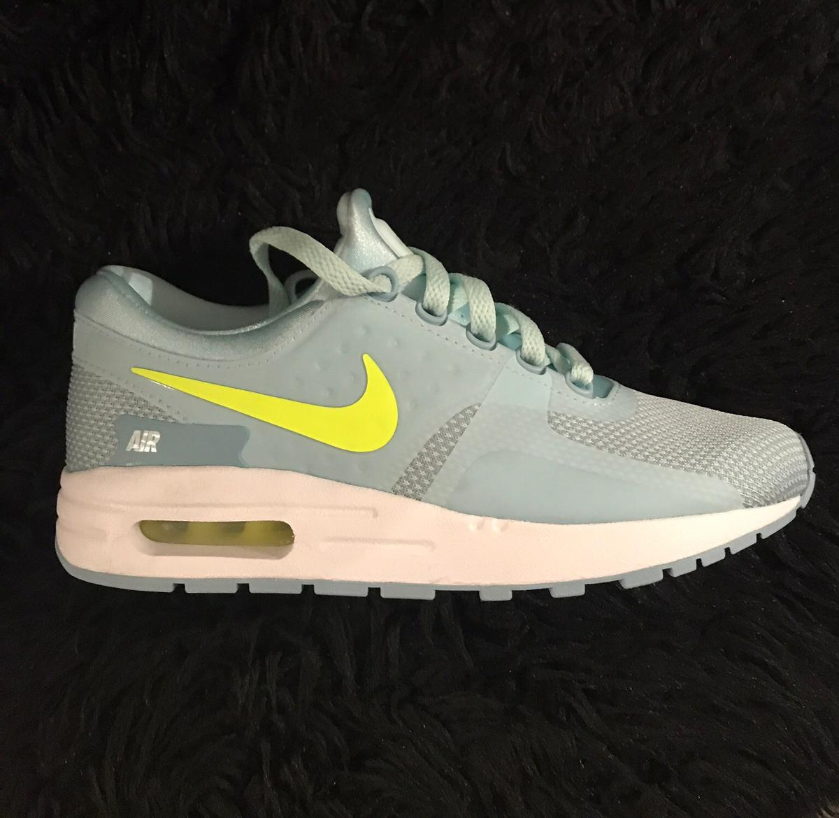 free shipping e1d98 239ad Nike Air Max Zero turquoise blue green uk 5