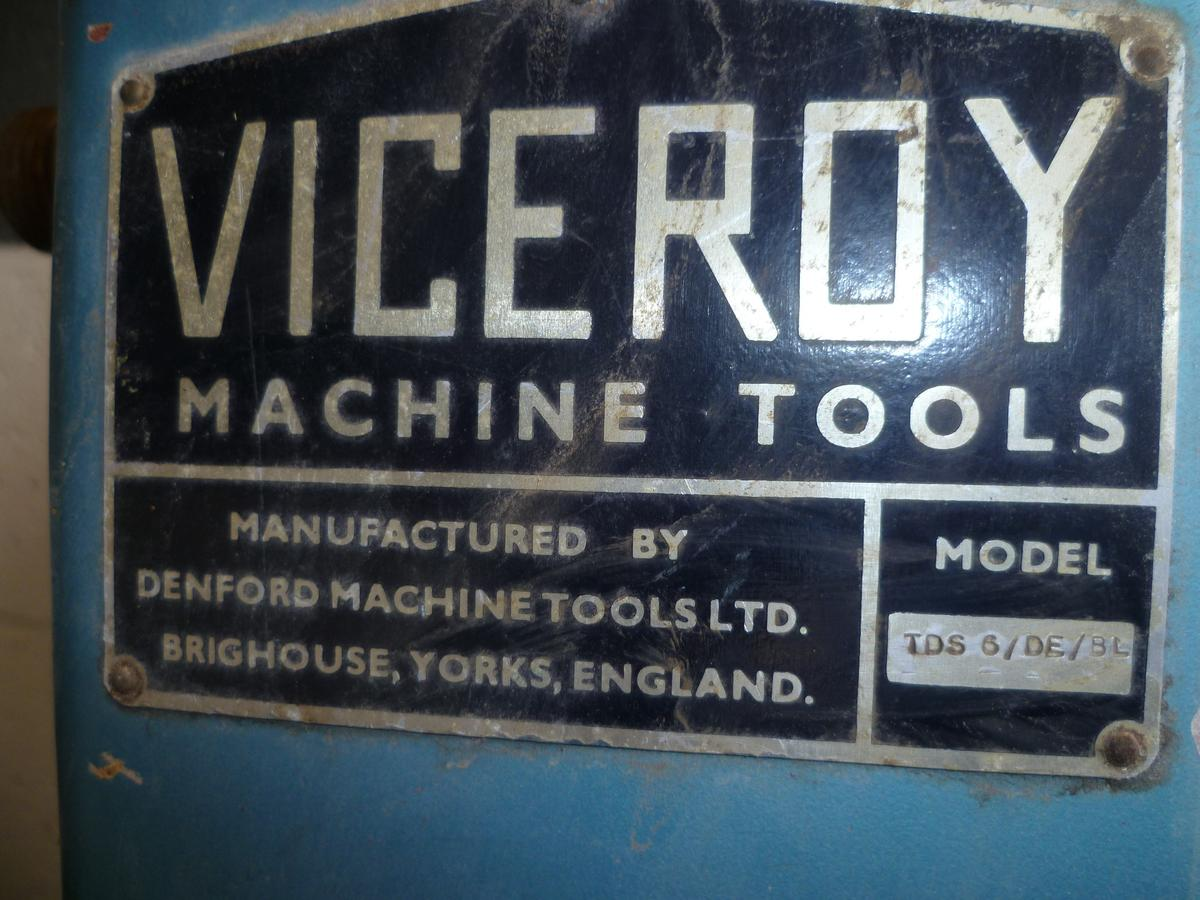 Viceroy bowl wood lathe in SP1 Salisbury for £495 00 for