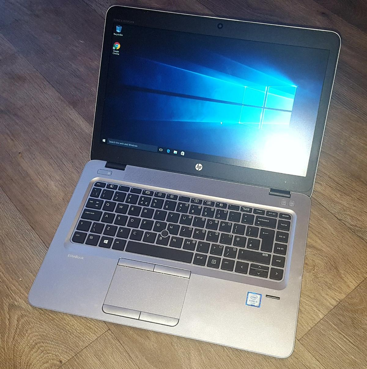 Hp elitebook 840 g3 core i5 6th gen laptop