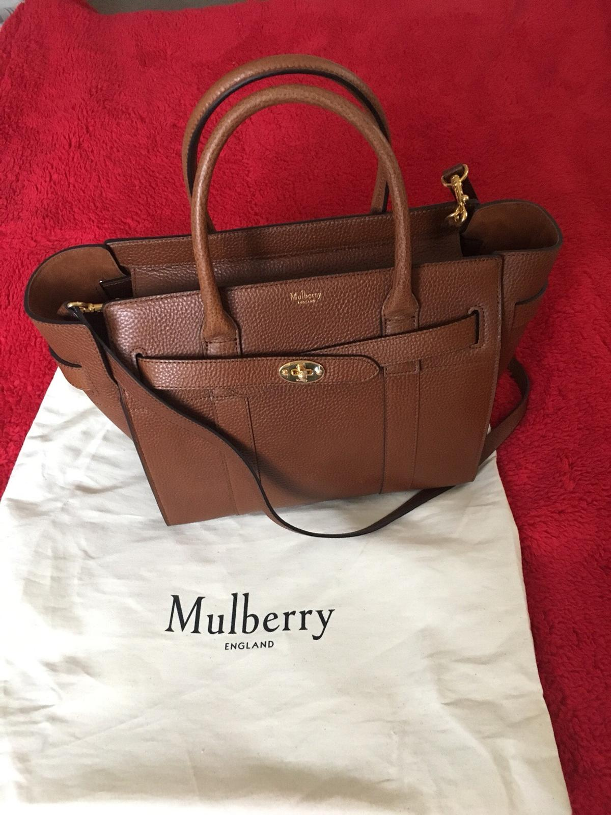 Brand new Mulberry small zipped Bayswater in LL30 Llandudno