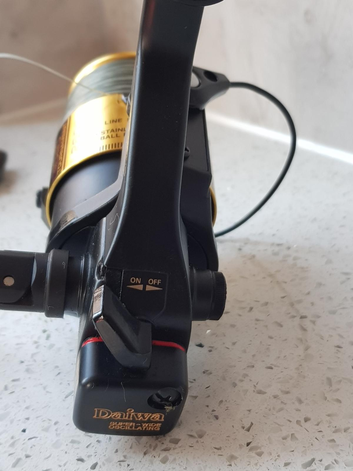 67637fa20a6 2 x Daiwa Tournament SS 2600 reels in SS2-Sea for £130.00 for sale ...