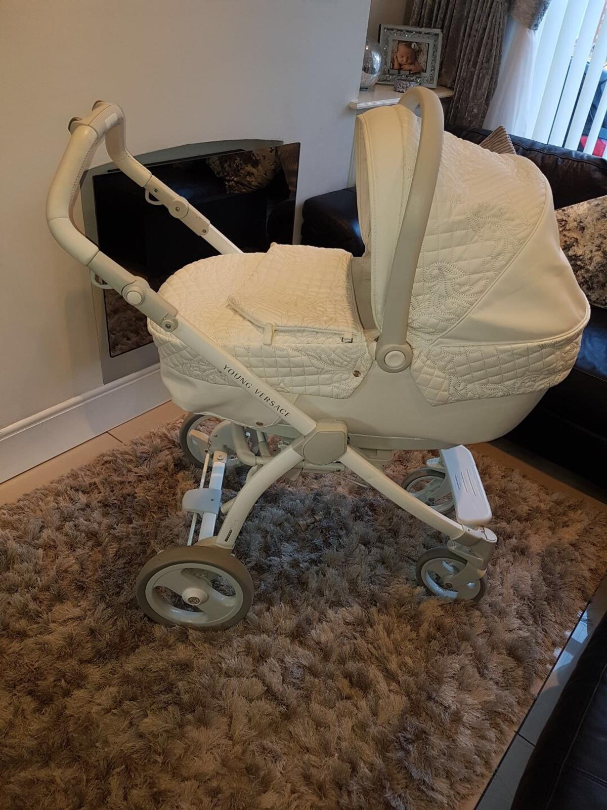 Versace Pram In L19 Liverpool For 1 750 00 For Sale Shpock