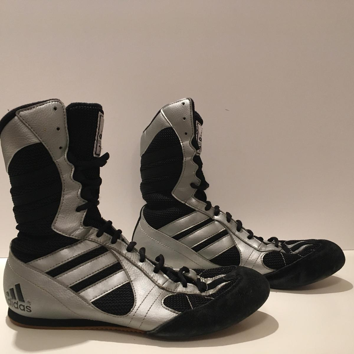 Adidas Tygun box boots, size 6 12 in SW4 Lambeth for £18.00