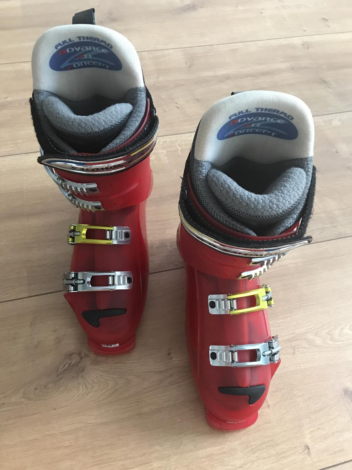 pretty cheap preview of top quality Salomon downhill Skischuhe course flex 120 in 6074 Rinn for ...