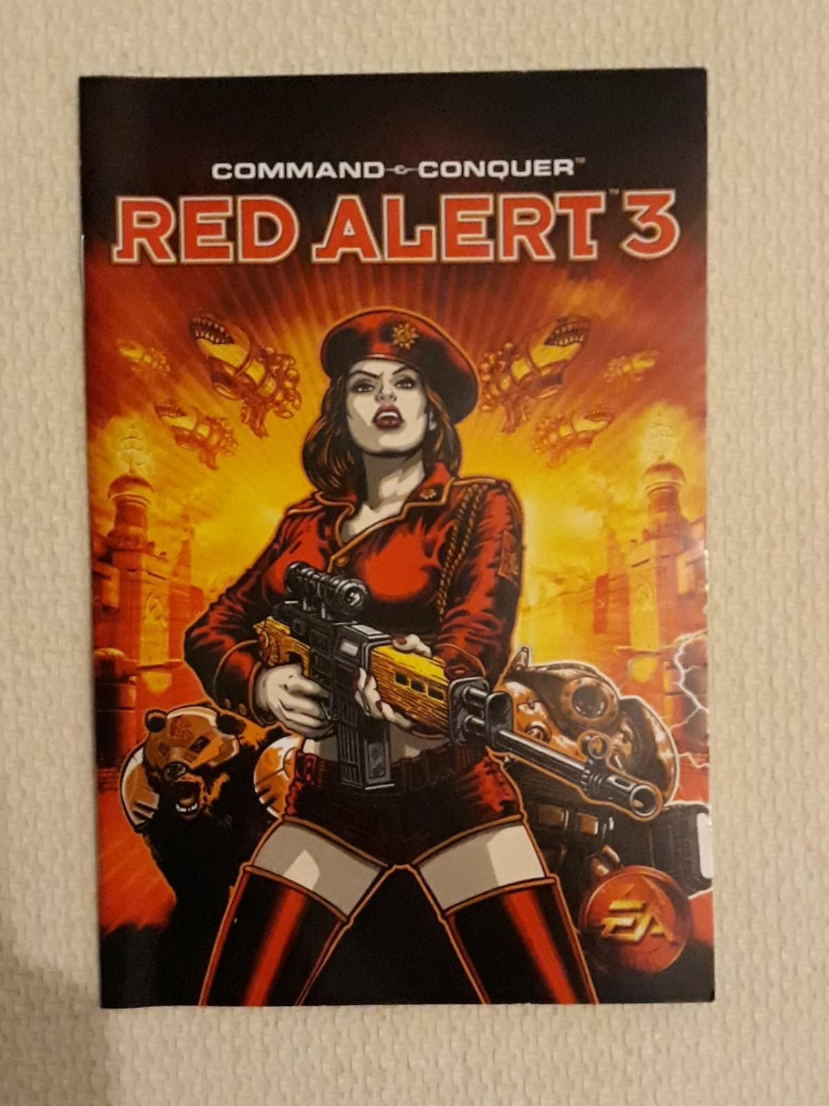 command and conquer red alert 3 product key free