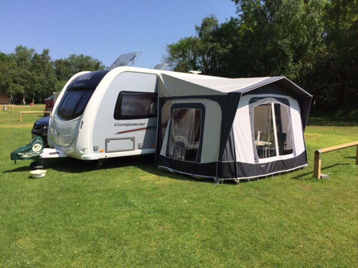 Bradcot Portico Xl Awning Plus Annex In Amber Valley For 250 00 For Sale Shpock