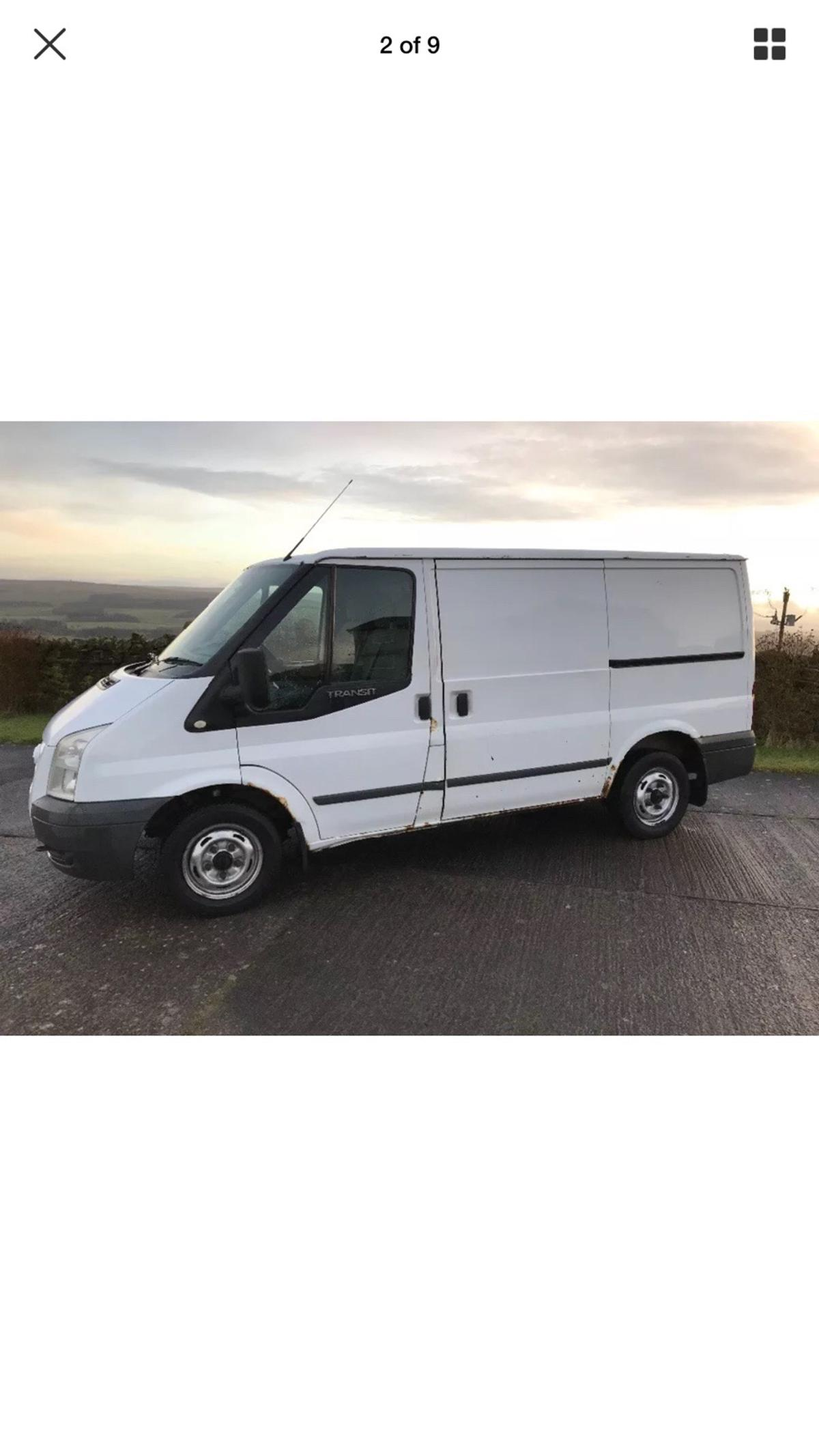 Ford transit spares repair in DN1 Doncaster for £650 00 for