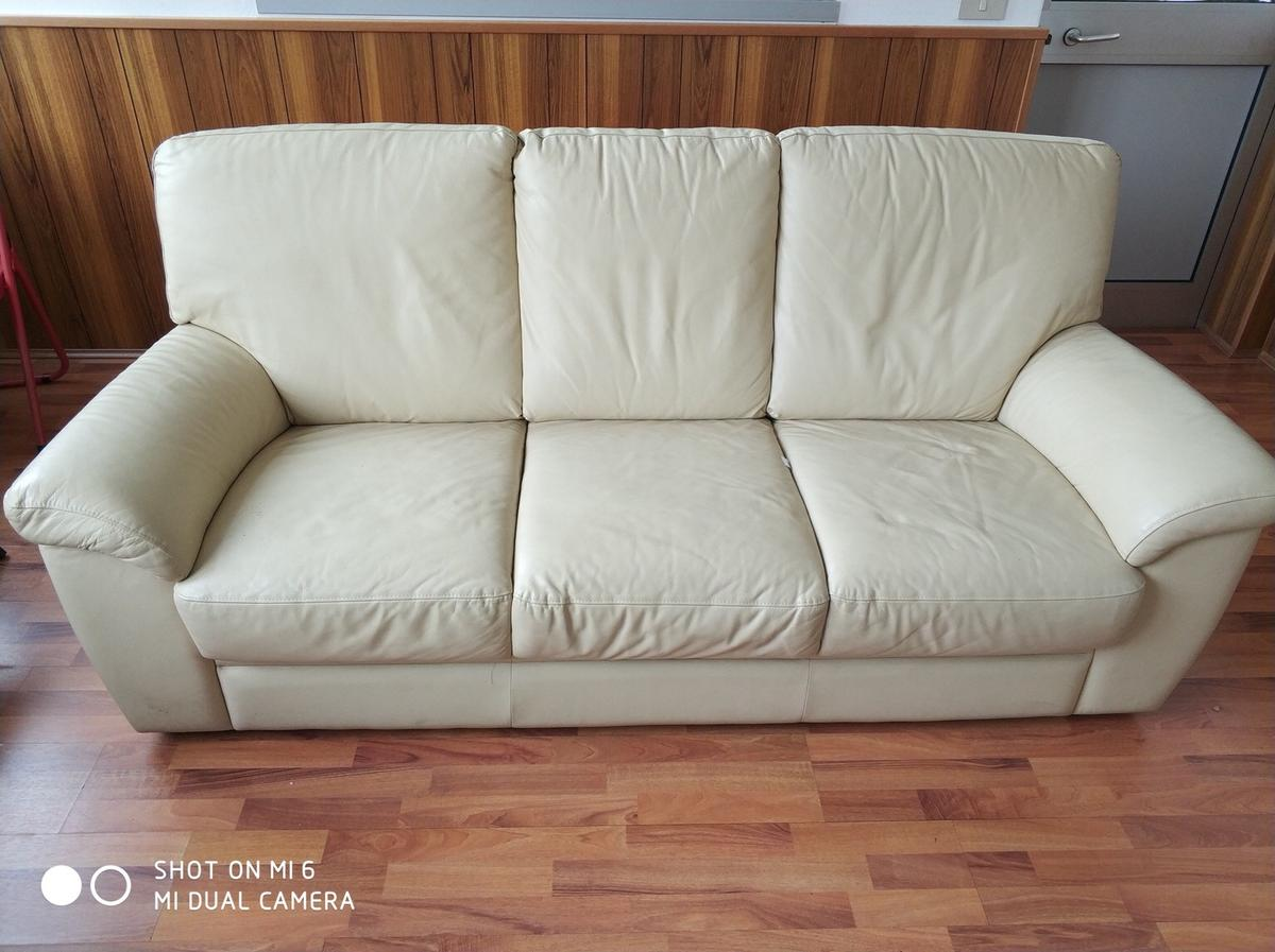 Divano In Pelle Vendo.Vendo Divano In Pelle In 36078 Valdagno For 350 00 For Sale Shpock