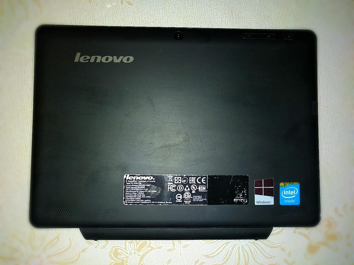 Lenovo Miix 300-10iby Tablet and keyboard in SW4 Lambeth for
