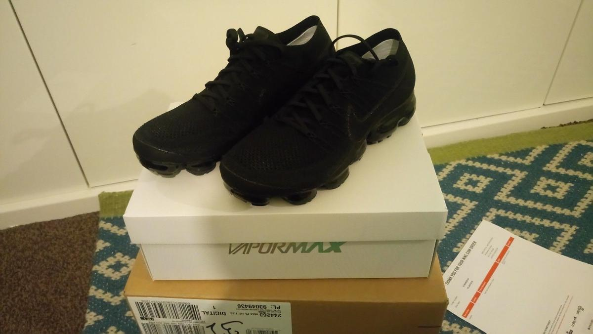 premium selection 6f290 ecb00 NEW NIKE VAPORMAX FLYKNIT 2.0