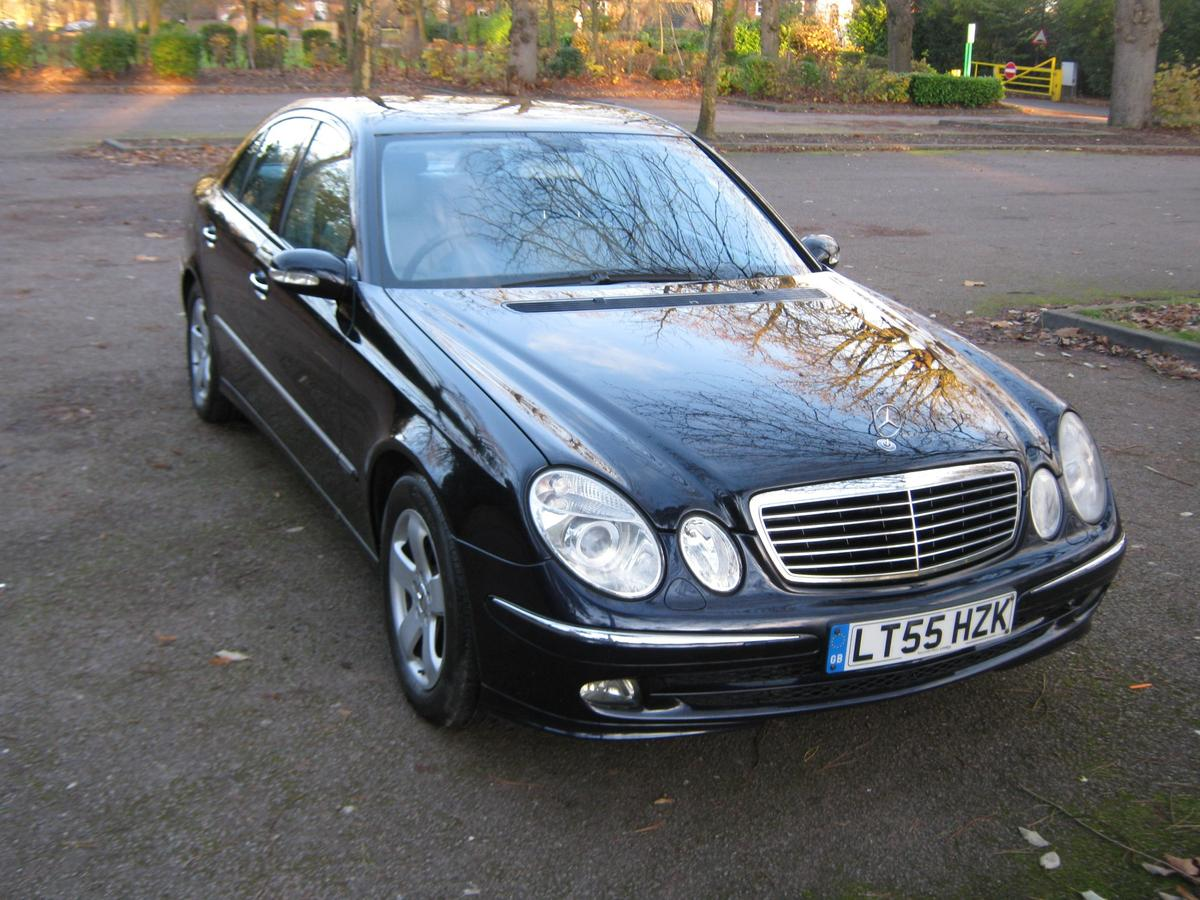 MERCEDES E320 CDI AVANTGARDE AUTOMATIC  in W1D Westminster