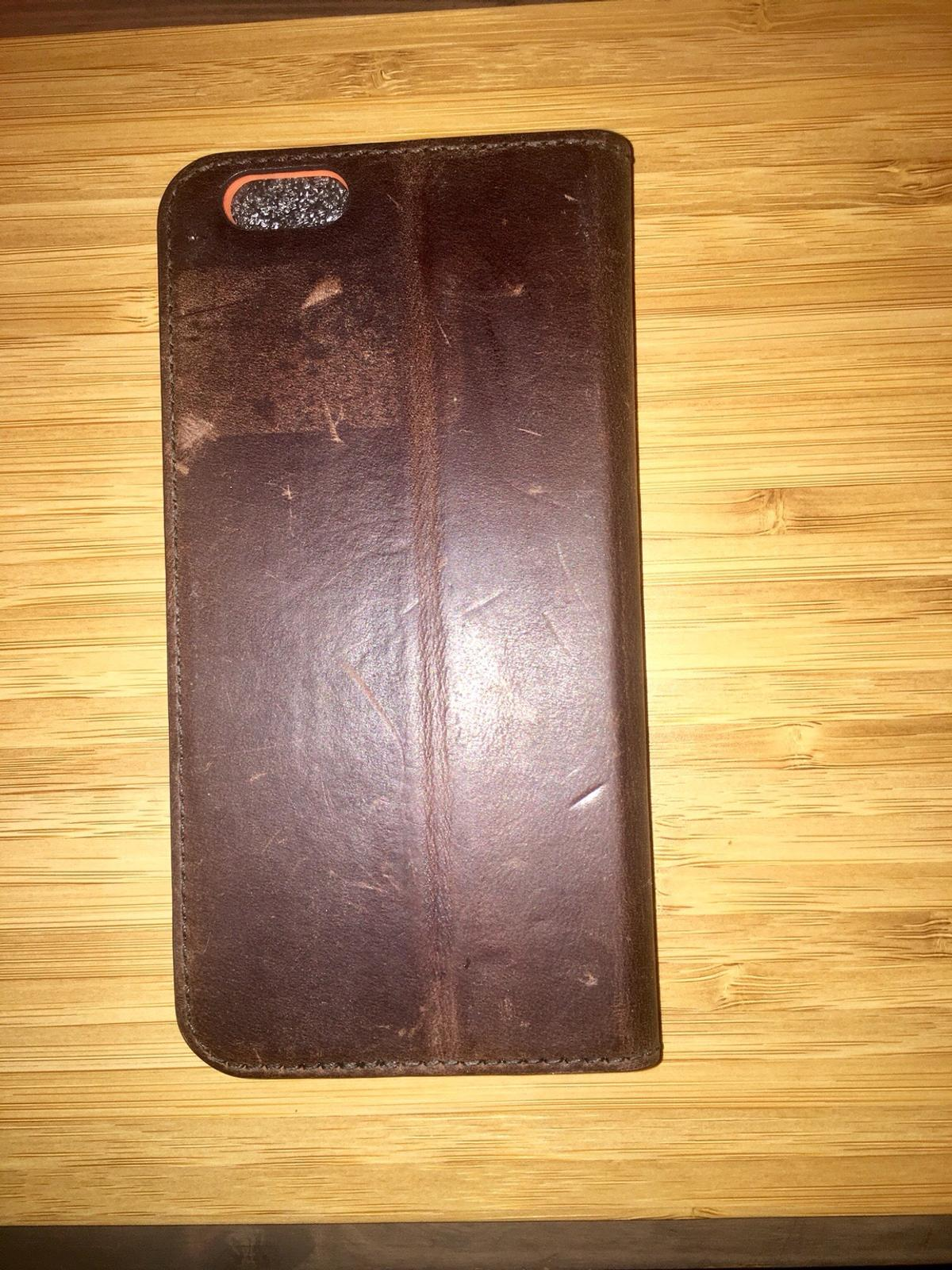 new arrival dc3db 8e289 Knomo leather iPhone 6 case in N1 Islington for £8.00 for sale - Shpock
