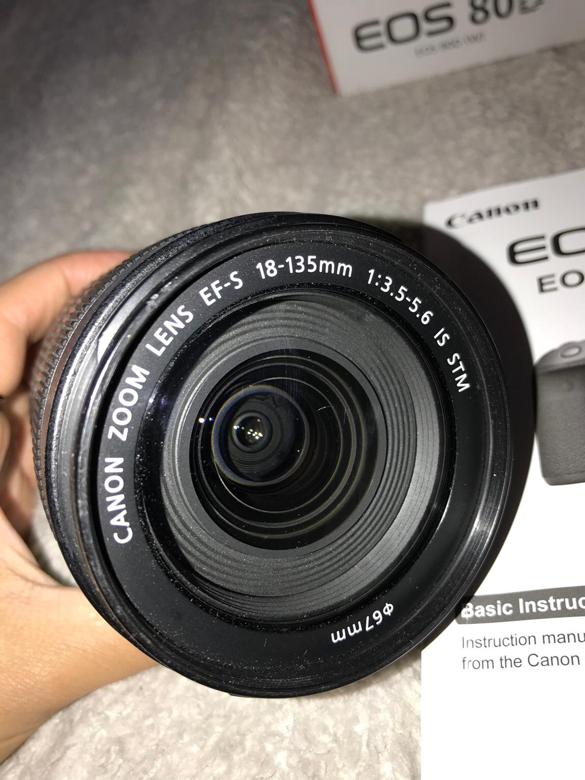 Canon EOS 80D in E6 Newham for £820 00 for sale - Shpock